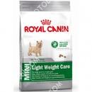 Royal Canin (Роял Канин) Mini Light Weight Care + Кольцо резиновое 9 см Trixie 3320