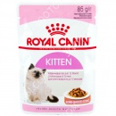 Royal Canin Kitten (кусочки в соу...