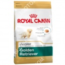 Royal Canin (Роял Канин) Golden Retriever Junior + Trixie Кость прессованная 22 см