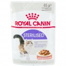 Royal Canin Sterilised (кусочки в...