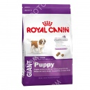 Royal Canin (Роял Канин) Giant Puppy + Груша резиновая на веревке 8 см Trixie 3306