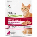 Trainer NATURAL Young Cat Корм дл...