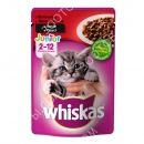 Whiskas Junior (пауч) Консервы дл...